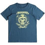 T-shirts med korta ärmar Quiksilver  Classic Makau Ola - Camiseta para...
